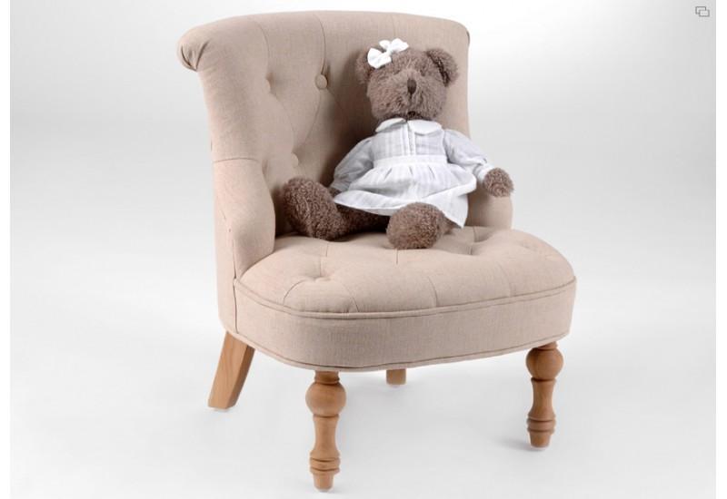 fauteuil crapaud enfant